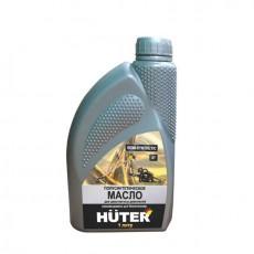 Масло полусинтетическое для двухтактных двигателей HUTER