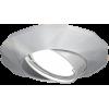 Светильник точечный Gauss Metal Exclusive CA080 круглый Матовый алюминий