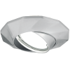 Светильник точечный Gauss Metal Exclusive CA081 круглый Хром