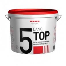 "Шпаклевка-паста финишная ""Danogips"" DANO TOP 5 (ведро 10л, 16,5кг)"
