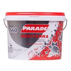Декоративное покрытие с эффектом средиземноморья Parade Deco S60 Белый 15 кг