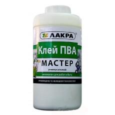 ЛАКРА Мастер Клей ПВА универсальный 0,9 кг