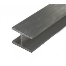 Алюминиевый двутавр 25*8*1,5 (1,0 м)