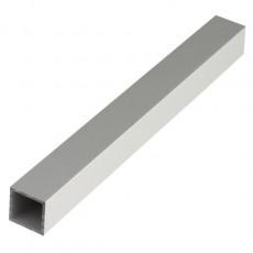 Алюминиевая  труба квадратная  10*10*1 (2 м)