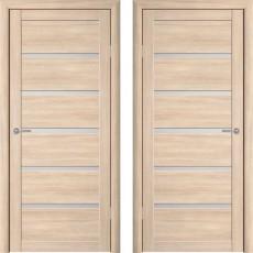 Дверное полотно экошпон Катрин 22 Модерн Капучино ПО-800