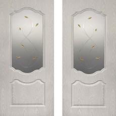Дверное полотно Мечта Белый дуб ПО-600