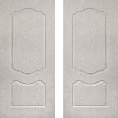 Дверное полотно Мечта Белый дуб ПГ-600