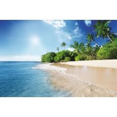 Декоративное панно Морской берег 392х260 (16 листов)  VIP