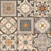Керамический гранит Loft LO4R452Dмногоцветный 42х42см