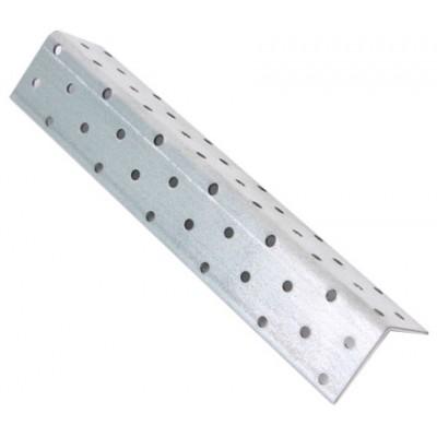 Крепежный уголок равносторонний 2,0 мм KUR 40х40х100 мм /3210305/