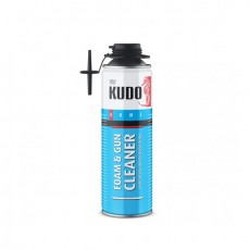 Очиститель пены KUDO HOME FOAM GUN 650 мл