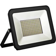 Прожектор светодиодный 10W 2835SMD, 4000K AC220V/50Hz IP65, черный в компактном корпусе, SF-Экономь