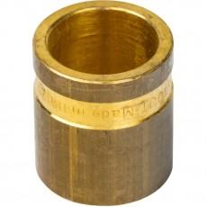 Монтажная гильза 16 для труб из сшитого полиэтилена аксиальный STOUT