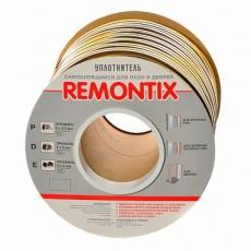 Уплотнитель Remontix Р100 двойной белый 1 м