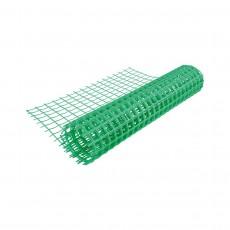 Сетка пластиковая садовая зеленая 30*30 М2876