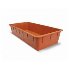 """Ящик для рассады """"Урожай Люкс"""" с ребрами жесткими 45х22х10 см"""