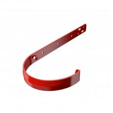 Кронштейн желоба водосточного ТехноНИКОЛЬ металлический, красный