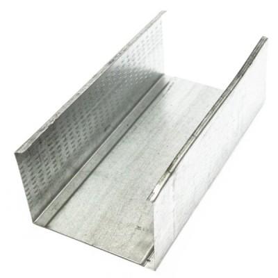 Профиль перегородочный Стоечный ПС 75/50х0,4мм, L=3,0м (упак-8шт)