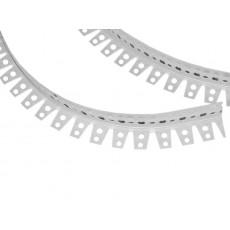 Угол штукатурный арочный KNAUF ПВХ 3,0 м
