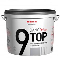 "Шпаклевка-паста финишная ""Danogips"" DANO TOP 9 (ведро 10л, 16,5кг)"