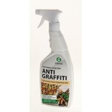 Чистящее средство для очистки различных поверхностей ANTIGRAFFITI 600мл триггер 117107