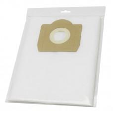 Одноразовые синтетические мешки - пылесборники «Калибр» для строительных пылесосов 40л