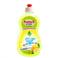 Средство для мытья посуды Haus Frau Лимон 500мл