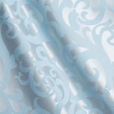Портьерная штора J501-06 Жаккард Голубой 210*260