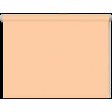 100x160 Рулонная штора персик