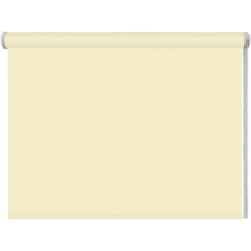 100x170 Рулонная штора Блэкаут Лимон