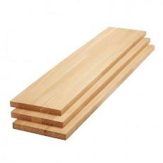Щит мебельный 18х200х1000 АВ Лиственница (Ступень к лестнице)